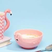 Sass & Belle Flamingo Bowl at asos.com