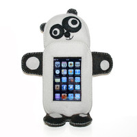 Cuddly Panda iPod and iPhone case by wendyandbens on Etsy