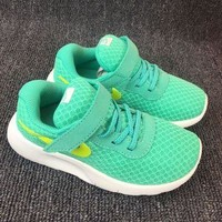 Tagre™ nike girls boys children baby toddler kids child breathable sneakers sport shoes number 1