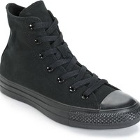 Converse Women's Chuck Taylor All Star All Black High Top Shoes
