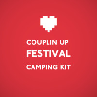Couplin It Up Festival Camping Kit