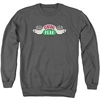 Friends Central Perk Logo Mens Crewneck Sweatshirt