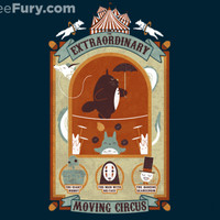 Moving Circus - Gallery | TeeFury