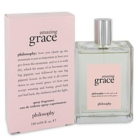 Amazing Grace by Philosophy Eau De Toilette Spray 6 oz (Women)