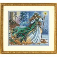 Dimensions Needlecrafts Counted Cross Stitch, Woodland Enchantress