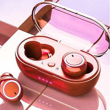 Hot sale of Apple Android wireless Bluetooth earbuds