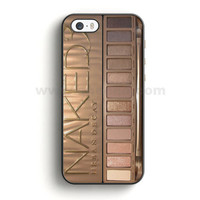 Naked Urban Decay Palette Inspired iPhone 5/5S Case  | Aneend.com