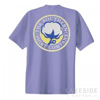 Heather Grape Logo | Lakeside Cotton