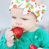 Berry Smitten- Bow Style