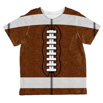 Football Costume All Over Toddler T Shirt
