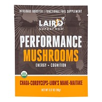 Laird Superfood - Bev Bstr Prfmce Mushroom - Case Of 6 - 3.17 Oz