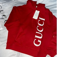 GUCCI  Women Men Hot Hoodie Cute Sweater