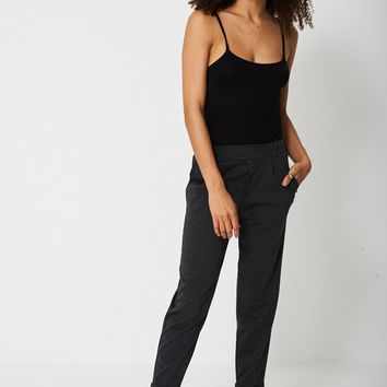 Cropped Pants In Ex-Branded