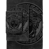 Medusa Towel Set by Versace