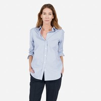 The Relaxed Cotton Shirt