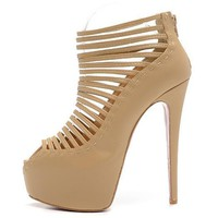 CL Christian Louboutin Fashion Heels Shoes-208