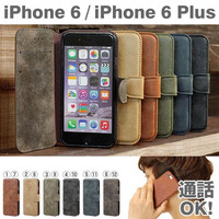 PU Leather Diary Style Case for iPhone 6s / 6 / iPhone 6s Plus / 6 Plus