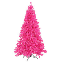 "Hot Pink Tree 50Pink 105T (3' x 19"")"