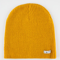 Neff Daily Beanie Mustard One Size For Men 15726562001