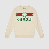 """ GUCCI "" Women Men  Cute Sweater"
