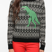 Urban Outfitters - Cooperative Fair Isle Kitsch Sweater