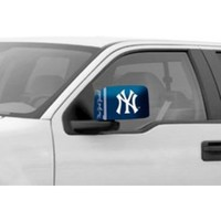 Fan Mats New York Yankees Mirror Cover  Large