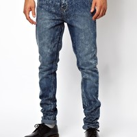 Cheap Monday   Cheap Monday Jeans Dropped Tapered Fit at ASOS
