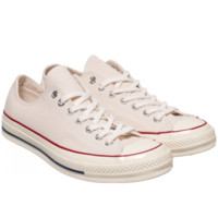 CONVERSE CHUCK TAYLOR LOW '70 IN PARCHMENT - SNEAKERS - DEPARTMENTS Federal