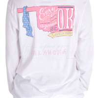 Lauren James Oklahoma Longsleeve
