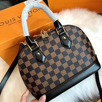 Louis Vuitton LV Monogram Handbag Tote