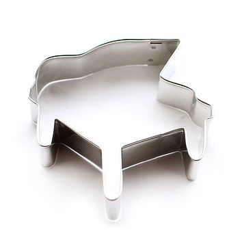 piano cookie cutter