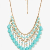 Dangling Beaded Necklace