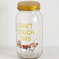 Sayings De-light Savings Bank by ModCloth