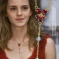 Hermione's Necklace Gold Plated