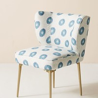 SUNO for Anthropologie Clemence Dining Chair