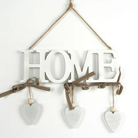 home decoration accessories wood home wall