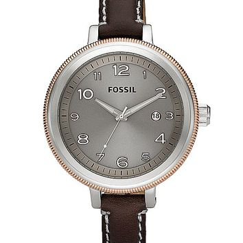 Fossil Thin Watch