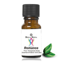 Romance Therapeutic Grade Essential Oil Blend by Bella Reina (.35oz)
