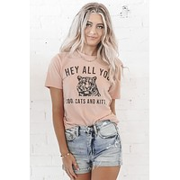Cool Cats And Kittens Graphic Tee