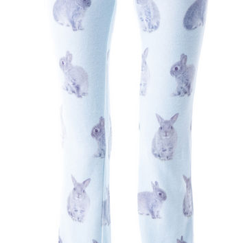 Wildfox Couture Snow Buns Track Bottoms