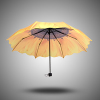 An Umbrella 3Dprint #Fashion #Rain = 4613823236