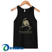 Kelly's Heroes Why Don't You Tank Top Men And Women Size S to 3XL
