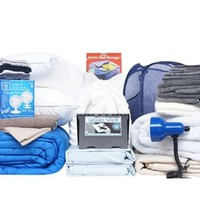 DormCo College Dorm Package - 3 Fully-Loaded Pack All Dorm Room Essentials College Students Need