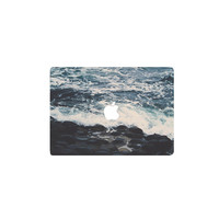 SEA MACBOOK STICKERS