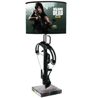 The Walking Dead Crossbow Table Lamp - The Walking Dead Other