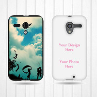 Moto G / Moto X case, Personalized photo custom made case for Motorola Moto G and Moto X, make your picture and design
