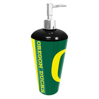 Oregon Ducks NCAA Bathroom Pump Dispenser