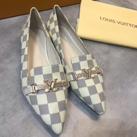 LOUIS VUITTON LV Fashion casual sandals