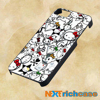 Hello Kitty for iphone, ipod, ipad and samsung galaxy case