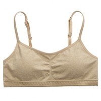CONVERTIBLE STRAP SPORTS BRA   GIRLS {CATEGORY} {PARENT_CATEGORY}   SHOP JUSTICE